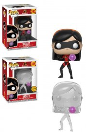 Incredibles 2 POP! Movies Vinylové Figurky 9 cm Violet Assortme