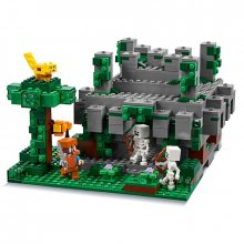 Stavebnice LEGO Minecraft The Jungle Temple 21132