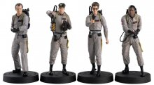Ghostbusters Movie Collection Statues 1/16 4-Pack Original Movie