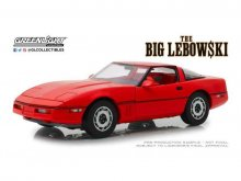 The Big Lebowski kovový model 1/18 1985 Chevrolet Corvette C4