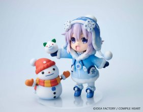 Hyperdimension Neptunia Socha Dekachiccha! Snow Nep Normal Vers