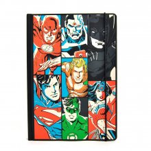 DC Comics A5 Notebook Justice League