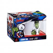 Marvel XL Hrnek Bursting Hulk