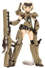 Frame Arms Girl Hand Scale plastový model kit Gourai 8 cm