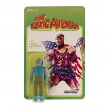 Toxic Avenger ReAction Akční figurka Movie Variant 10 cm