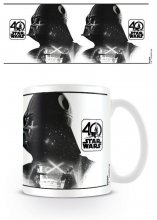 Star Wars Mug 40th Anniversary (Darth Vader)