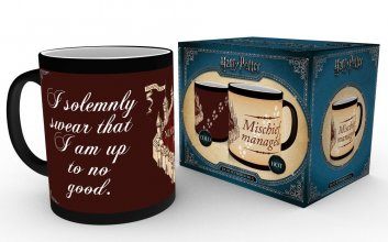 Harry Potter Heat Change Mug I Solemnly Swear