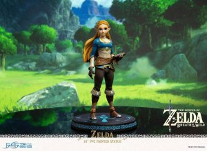 The Legend of Zelda Breath of the Wild PVC Socha Zelda 25 cm