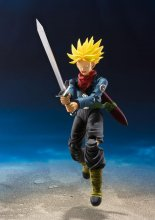 Dragonball Super S.H. Figuarts Action Figure Trunks Tamashii Web