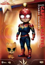 Captain Marvel Egg Attack Akční figurka Captain Marvel 17 cm