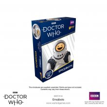 Doctor Who Exterminate! Miniatures Emojibots *English Version*