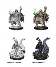 Pathfinder Battles Deep Cuts Unpainted Miniatures Necromancers C