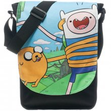 Adventure Time dětská crossbody kabela Finn & Jake