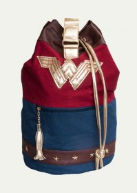 DC Comics batoh Wonder Woman Duffle Bag
