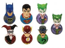 DC Comics Rockerz mini figurky 6 cm Series 1 Display (24)