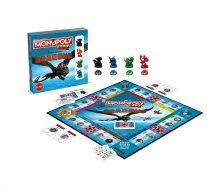 How to Train Your Dragon desková hra Monopoly Junior *French Ver