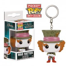 Alice Through the Looking Glass POP! přívěsek Mad Hatter 4 cm