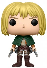 Attack on Titan POP! Animation Vinylová Figurka Armin Arlert 9 c