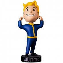 Fallout 4 bobble head figurka Vault Boy 111 Strength - VYPRODÁNO