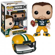 NFL POP! Football figurka Aaron Rodgers (Packers) 9 cm