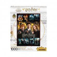 Harry Potter skládací puzzle Movie Collection (1000 pieces)