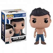 Twilight POP! Movies Vinylová Figurka Jacob Black 9 cm
