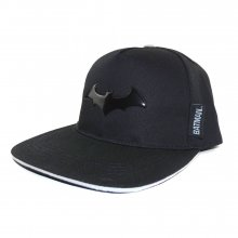 DC Batman Curved Bill Cap Metal Effect