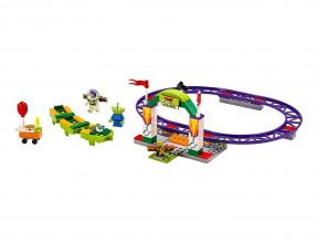 LEGO® Toy Story 4 - Carnival Thrill Coaster