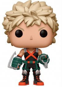 My Hero Academia POP! Animation Vinylová Figurka Katsuki 10 cm