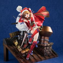 Kabaneri of the Iron Fortress PVC Statue 1/7 Mumei Santa Ver. by