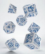 Pathfinder Dice Set Reign of Winter (7)