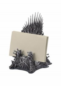 Game of Thrones Business pouzdro na vizitky Iron Throne 11 cm