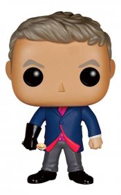 Doctor Who POP! Television Vinyl Figure 12th Doctor with Spoon 9