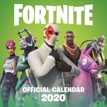 Fortnite Calendar 2020 English Version*