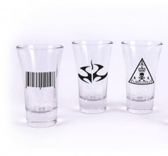 Hitman Shotglass 3-Pack