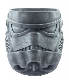 Star Wars Plant Pot Stone Stormtrooper 25 cm