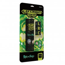 Rick and Morty Dice Game Left Right Center *English Version*