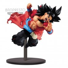 Super Dragon Ball Heroes PVC Socha Super Saiyan 4 Son Goku Xeno