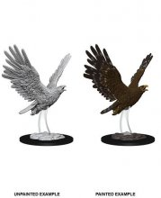 Pathfinder Battles Deep Cuts Unpainted Miniature Giant Eagle Cas
