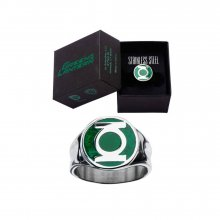 DC Comics Ring Green Lantern Size 12