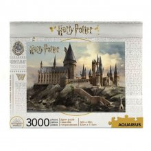 Harry Potter skládací puzzle Bradavice (3000 pieces)