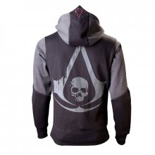 Assassins Creed IV Black Flag mikina Assassin velikost S