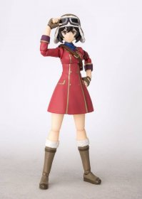 The Kotobuki Squadron in The Wilderness S.H. Figuarts Action Fig