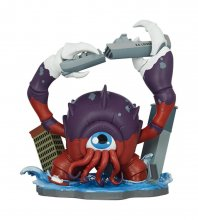 Unruly Kaiju Series PVC Socha Crabthulu: Terror of the Deep! 17