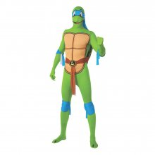 Teenage Mutant Ninja Turtles 2nd Skin Costume Leonardo Size XL