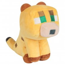 Minecraft Happy Explorer Plyšák Baby Ocelot 14 cm