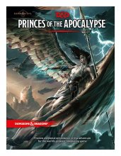 Dungeons & Dragons RPG Adventure Elemental Evil - Princes of the