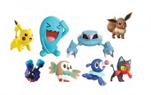 Pokémon Battle mini figurky 8-Pack 5-7 cm Wave 1