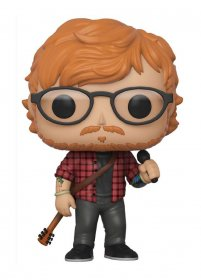 Ed Sheeran POP! Rocks Vinylová Figurka Ed Sheeran 9 cm