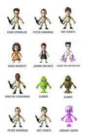 Ghostbusters Action Vinyls mini figurky 8 cm Display (12)